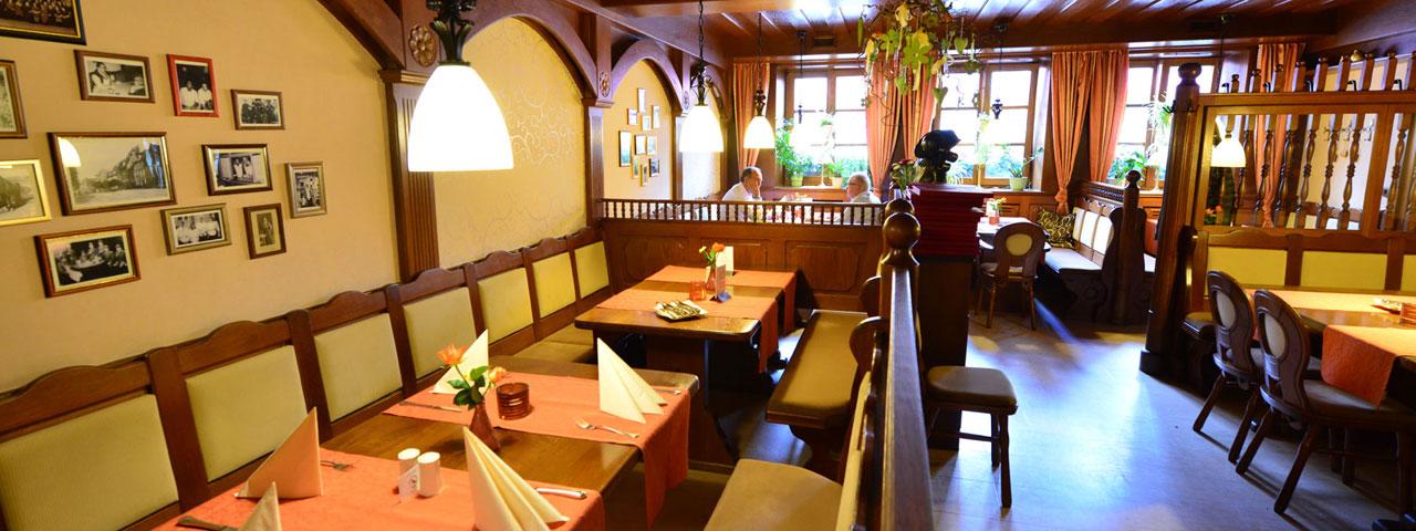 Rotes Ross - Ihr Restaurant im Herzen von Altdorf bei Nürnberg